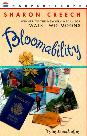 Book Review: Bloomability by Sharon Creech