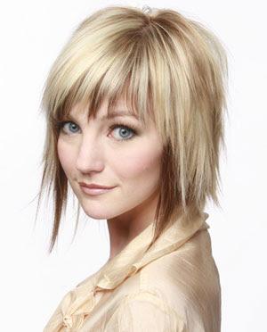 Women Layered Hairstyles