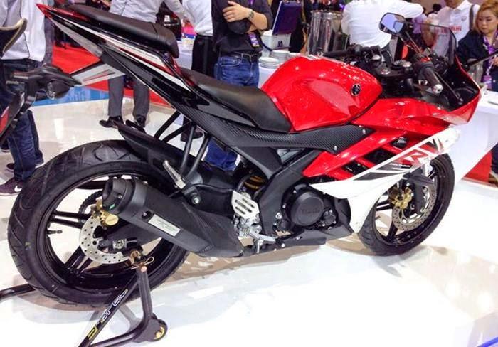Tahun 2015 New Yamaha YZF-R15 Indonesia Versi ABS Bakal Diluncurkan
