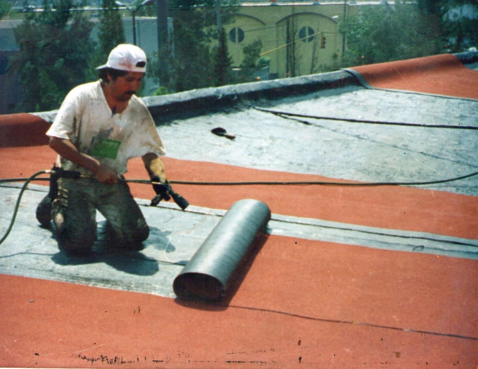 Cesar rodr guez impermeabilizaci n garantizada 15 05 11 22 05 11 - Impermeabilizacion de tejados ...