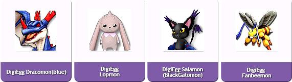 Lo que trae la Nueva actualización de Digimon Masters (DMO)