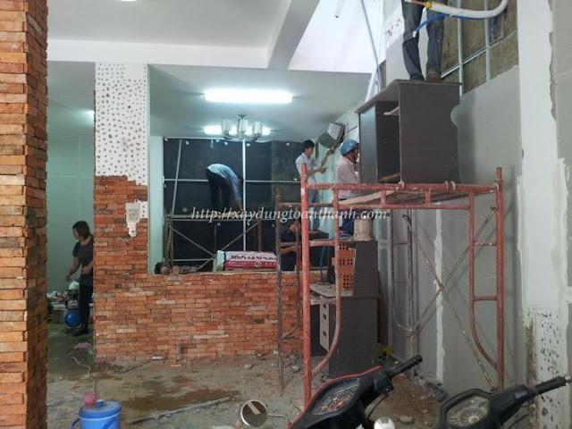công ty sửa nhà trọn gói tại TPHCM