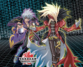 #8 Bakugan Wallpaper