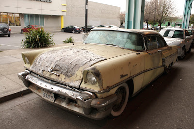 1956 Mercury Montclair San Francisco homeless