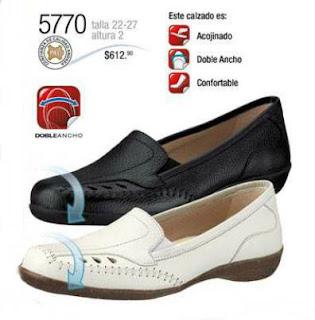 calzado confort de andrea 612.90