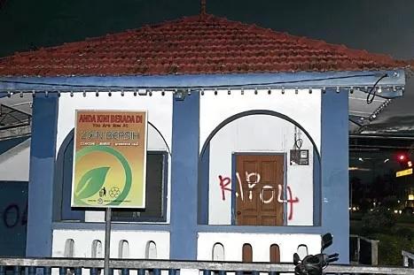 IPD Polis Kuala Langat Dicat Geng 04