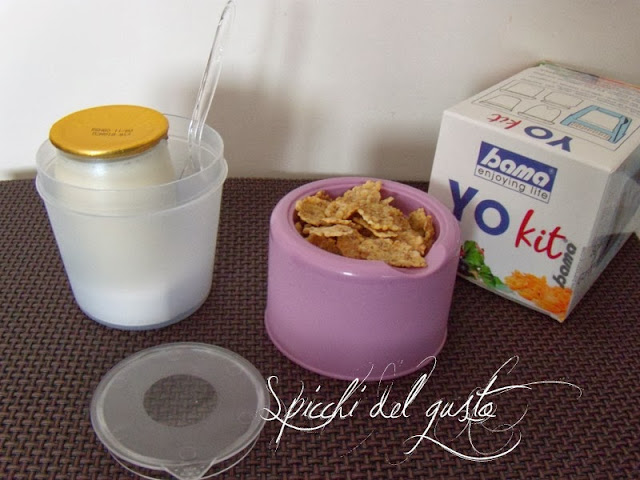 yokit il porta-yogurt che pensa alla tua salute e al tuo benessere