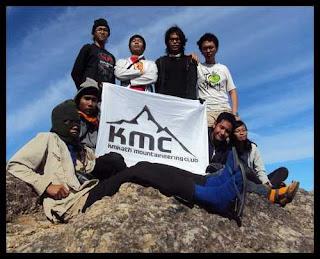 Top Of Lawu Mountain