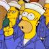 Los Simpsons 09x19 ''Mi querido capitán Simpson'' Audiolatino