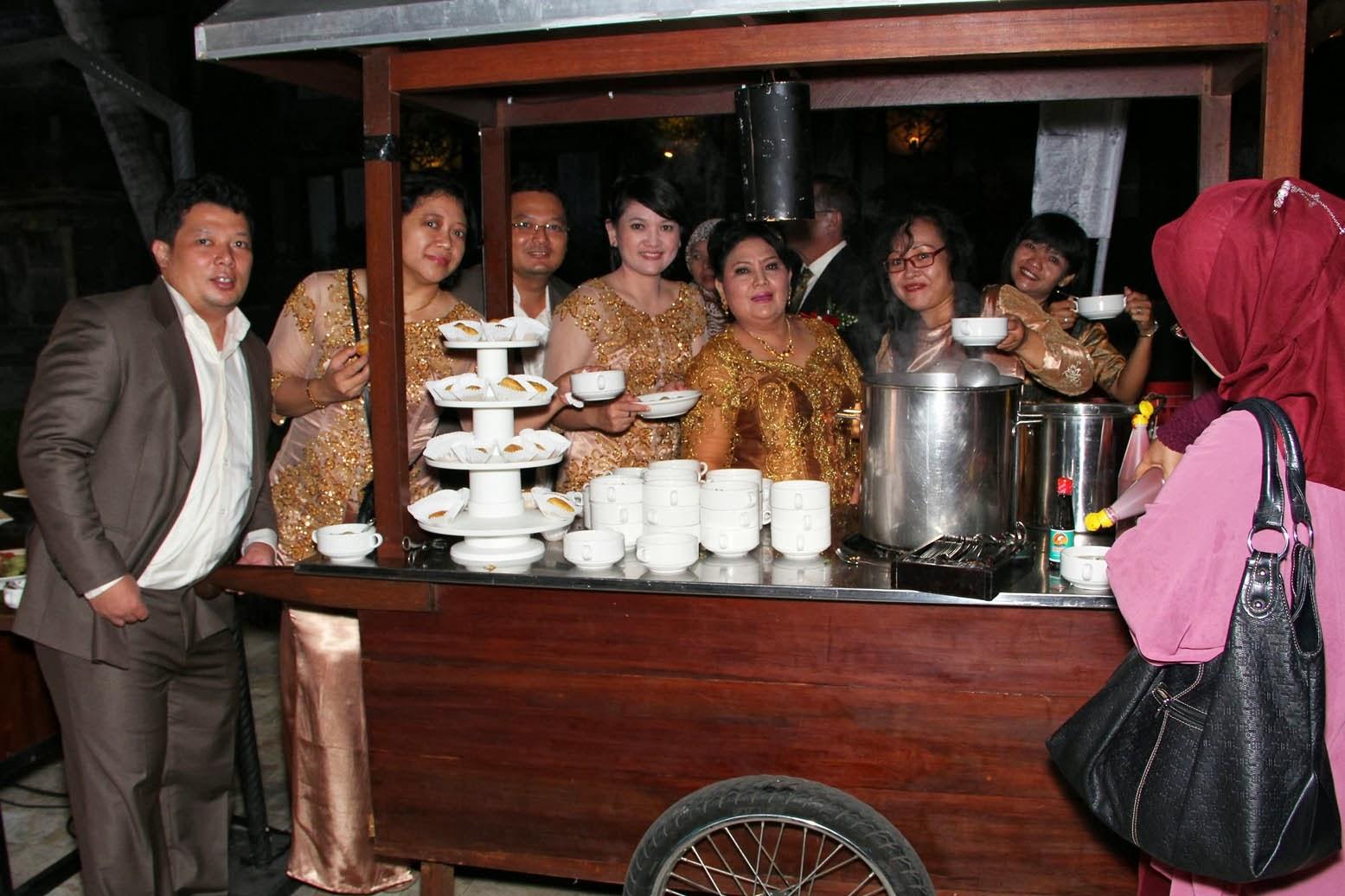 Bakso Benhi di Hyatt Regency Hotel, Yogyakart