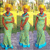 Long Ankara Styles Gown