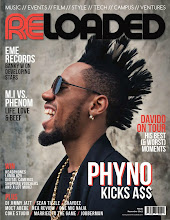 CELEBRITY Of The Month of May is Phyno