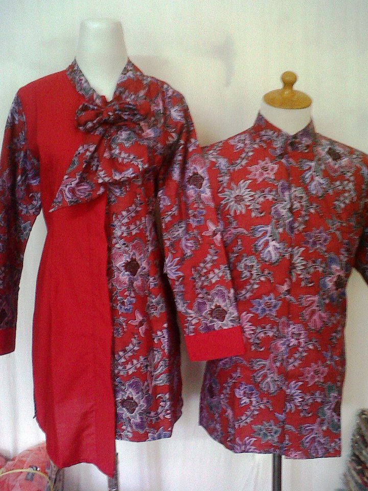 Blouse Batik Pekalongan 102