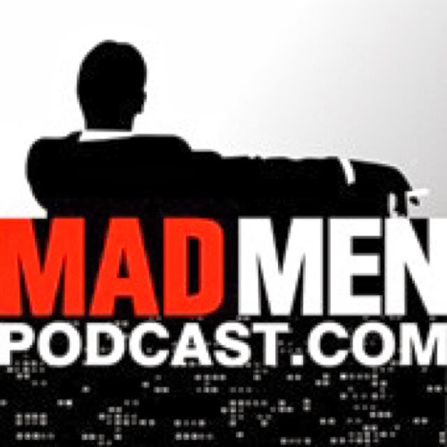 Hear me on The Mad Men Podcast