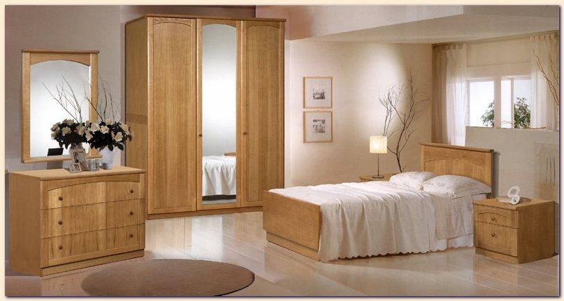 Art d co chambre a coucher bois nirgos for Chambre a coucher 5 morceaux