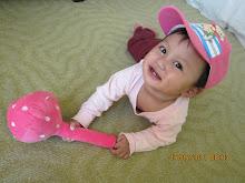 Arissa 7 - 8 months