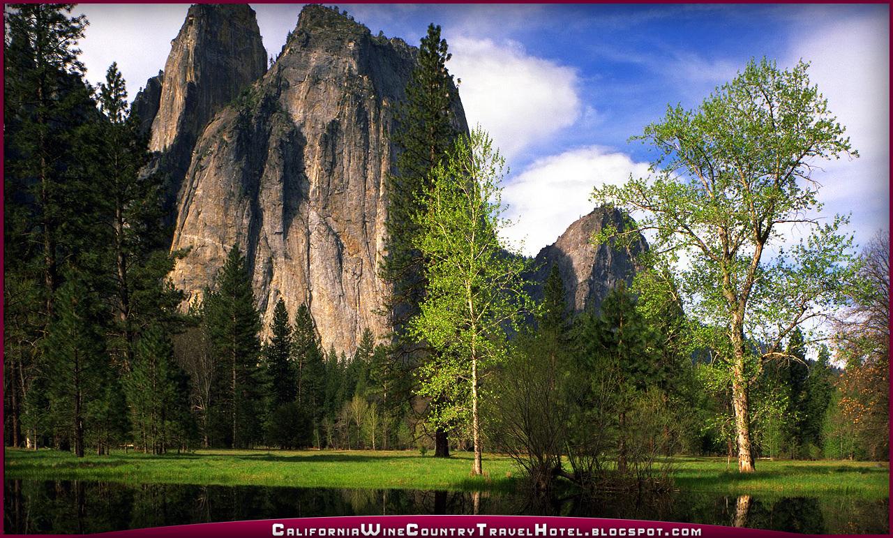 California Hotel Guide Yosemite National Park