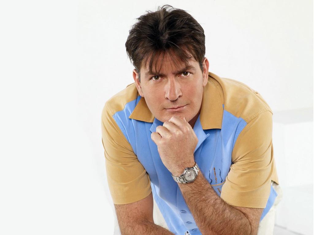 Charlie Sheen leaves 20.06.2012 89