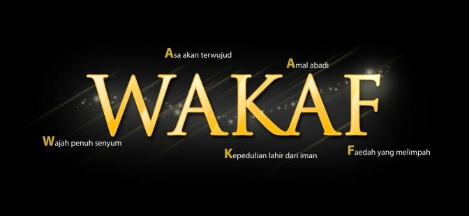 pengertian Waqaf