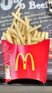 Medium McDonald's French Fries