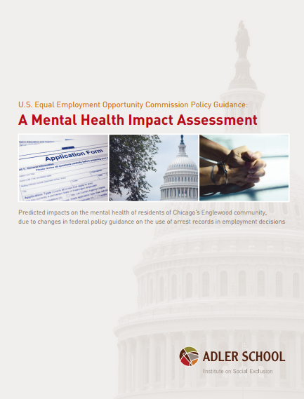 impact of social exclusion on physical and mental health How to promote good mental health a state of complete physical, mental, and social well-being and not merely the of making a positive impact on mental health.