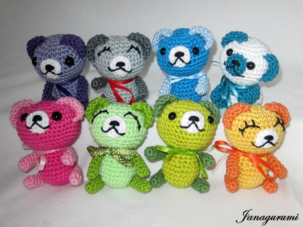 Die Buntbären sind los ! | Janagurumi