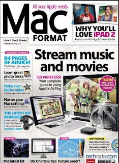 MacFormat – May 2011