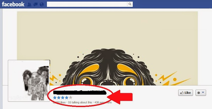 How To Add Five Star Rating in Any Facebook Page