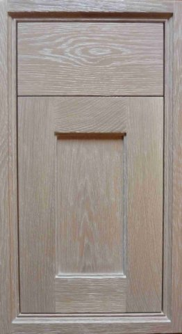 This Look Can Really Work With The Right Stain/paint Color. The Graining  Gives The Cabinet Depth And Interest Beyond The Color Of The Wood.