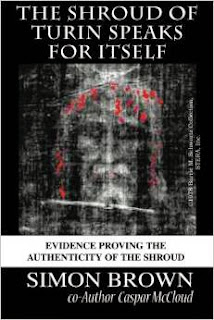The Shroud of Turin Speaks for Itself booklet. No 1 on Amazon.