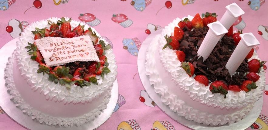 Cakes And Cupcakes Johor Bahru Wedding Cakes Birthday Cake