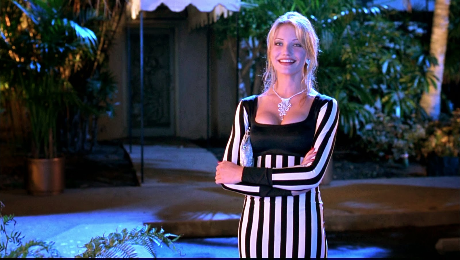 When Fashion Met Film: That Dress: Cameron Diaz in The Mask