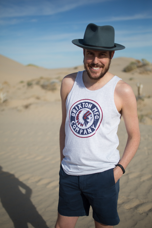 Menswear Style blog- Goorin Bros Hat