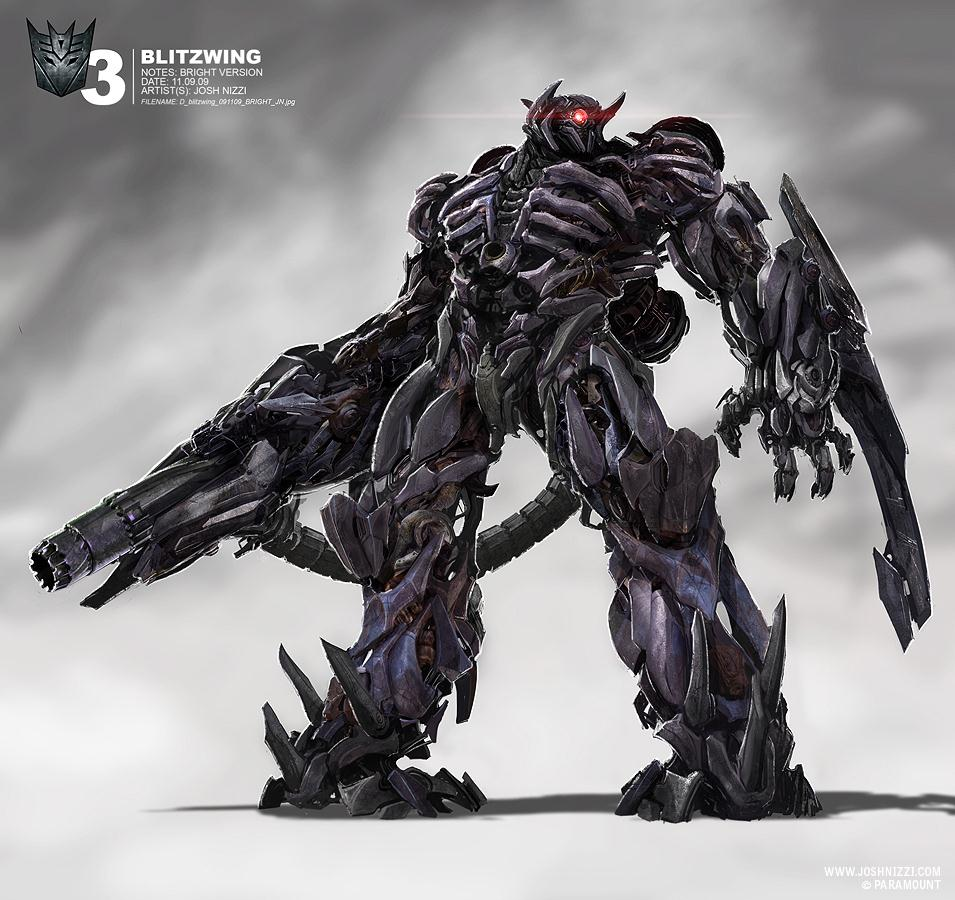 Transformers Live Action Movie Blog (TFLAMB): Concept Art ...
