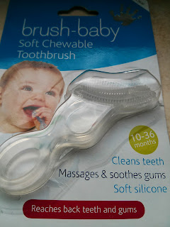 brush baby tooth brush