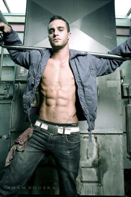 Marco Dapper | Male Model Picture