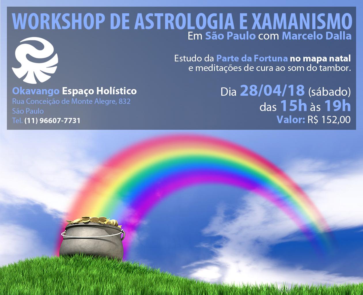 Astrologia e Xamanismo