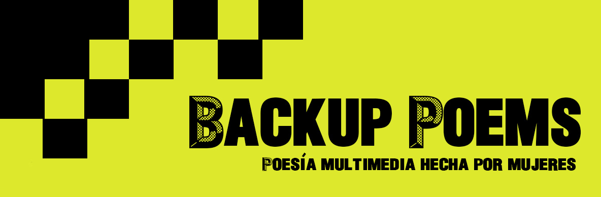 Backup poems