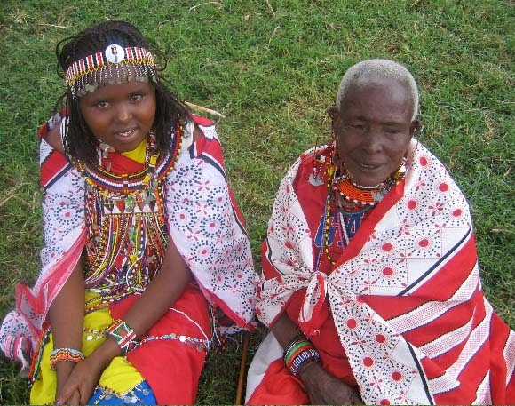 There is an extensive amount of ethnic diversity in Africa and genetic evidence is at the moment pointing to East Africa as the cradle of humanity.