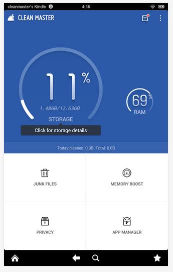 Giải phóng bộ nhớ Ram trong hệ điều hành Android