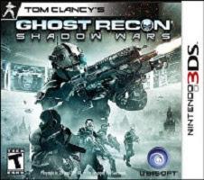 Tom Clancy's Ghost Recon: Shadow Wars   Nintendo 3DS
