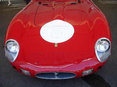 The Ferrari GTO 250