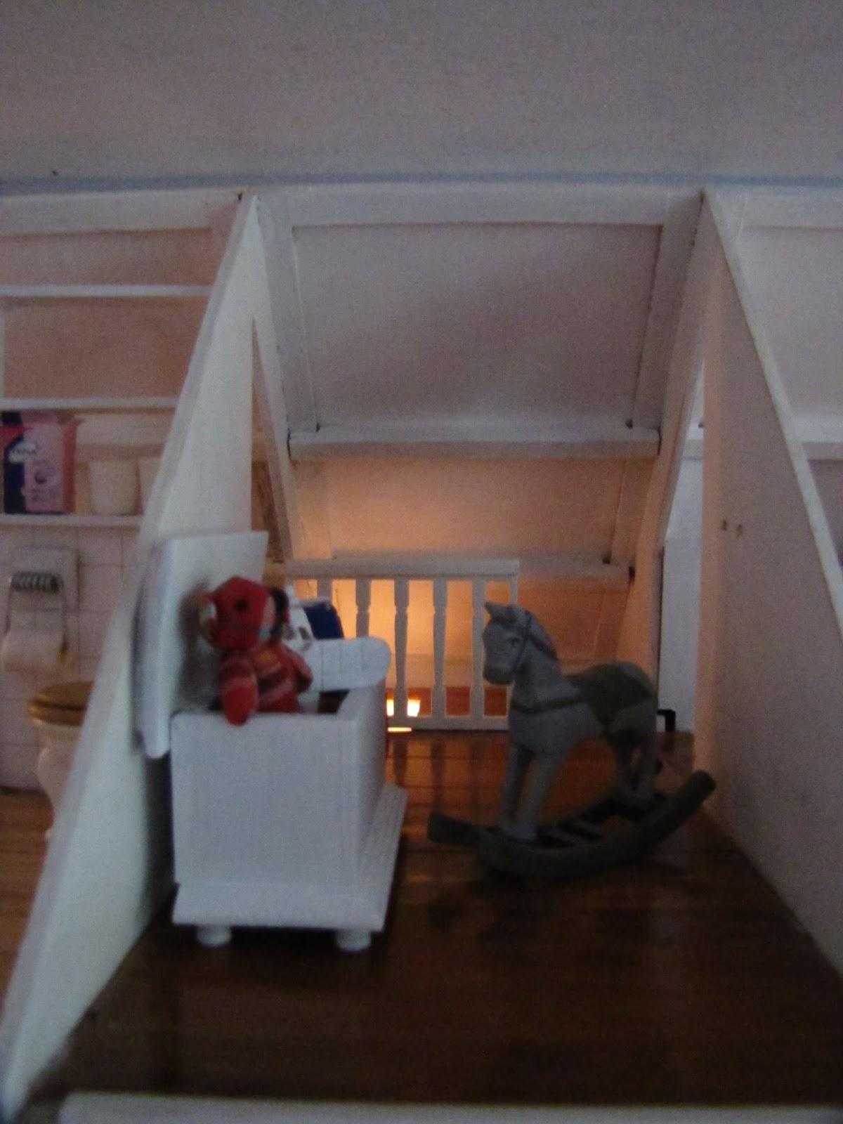 Paulas minis augustus 2013 - Geschilderd slaapkamer model ...