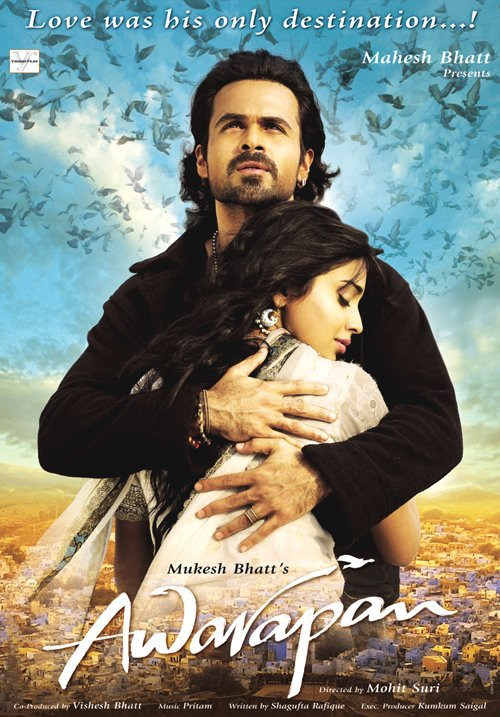 Mahiya - Awarapan with Lyrics - YouTube