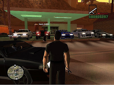Free Download GTA Grand Thef Auto San Andreas Full Version PC Game