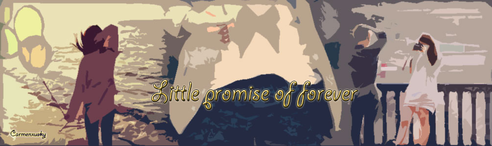 Little promise of forever