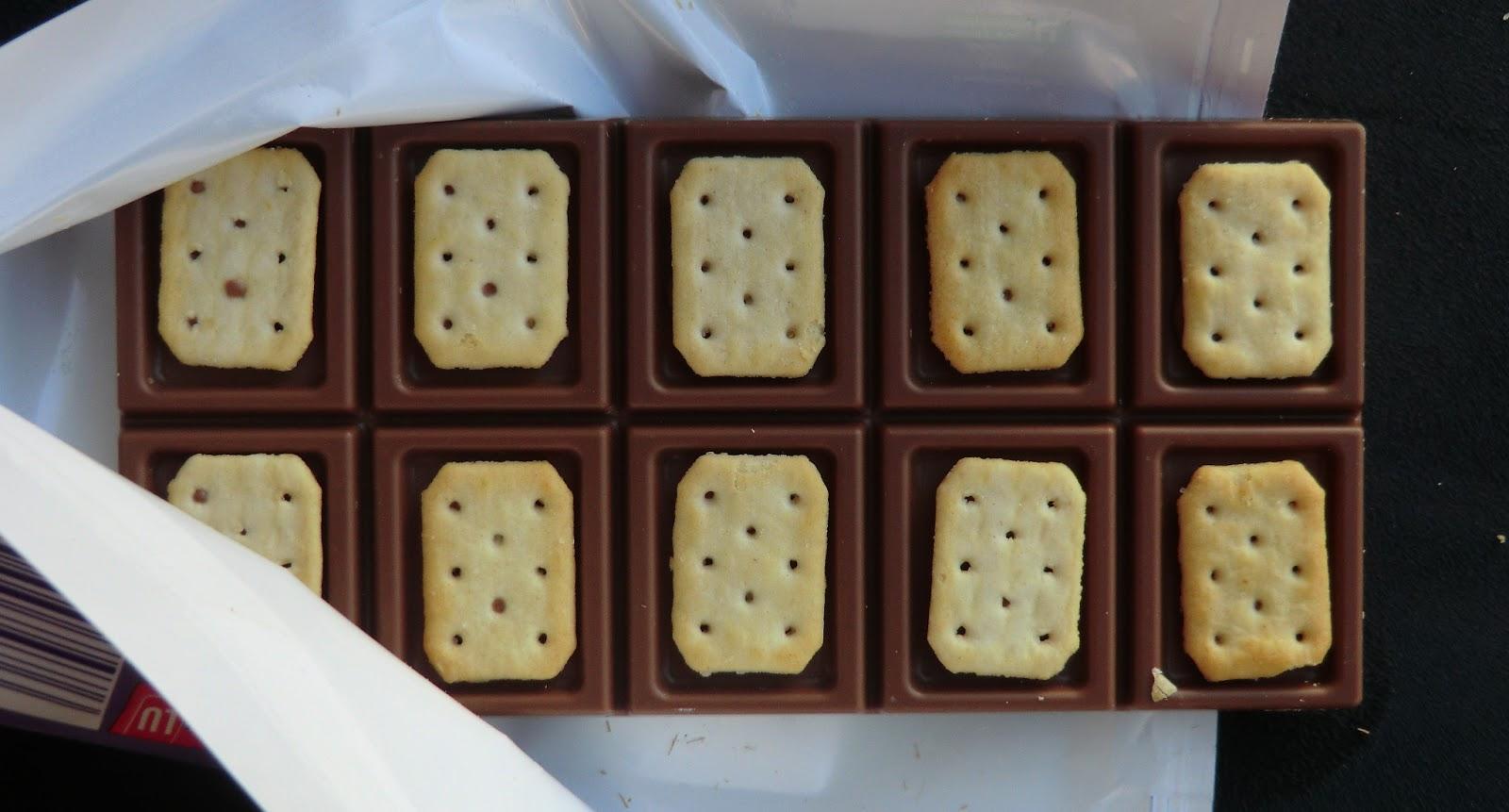 фото милка с печеньем