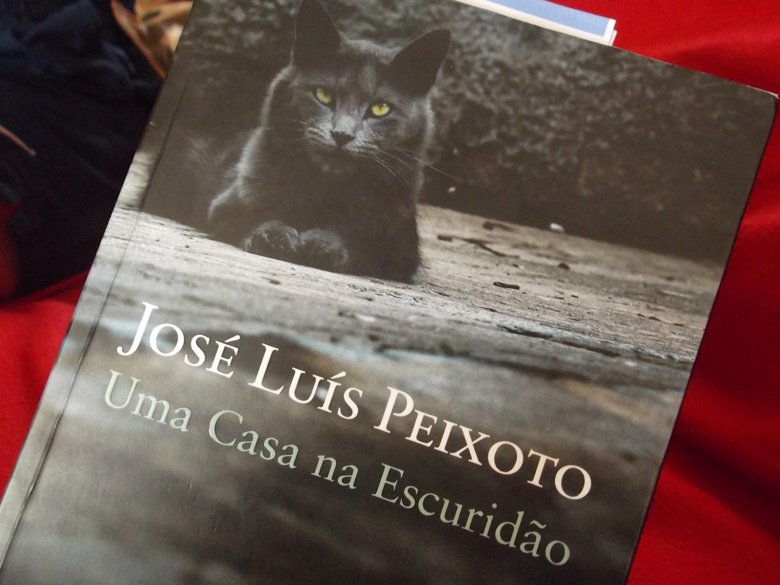 Bloqueio Mental: Uma Casa na Escuridão de José Luís Peixoto #B80F16 1600x1200