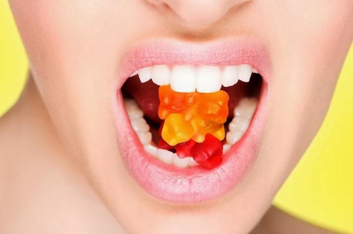 Los 10 peores alimentos para los dientes