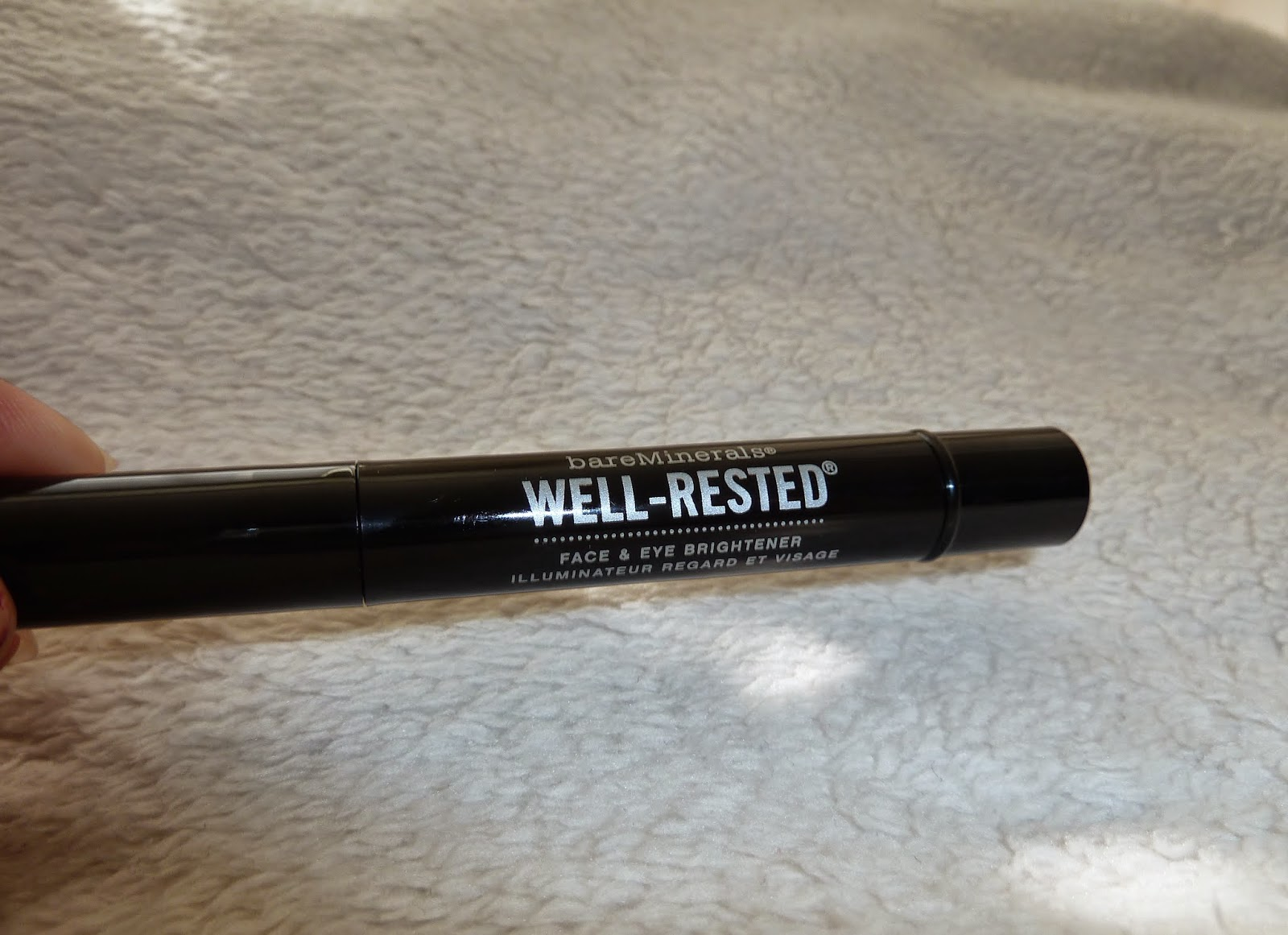 Confessions Of The Pretty Kind Bareminerals Well Rested Face And